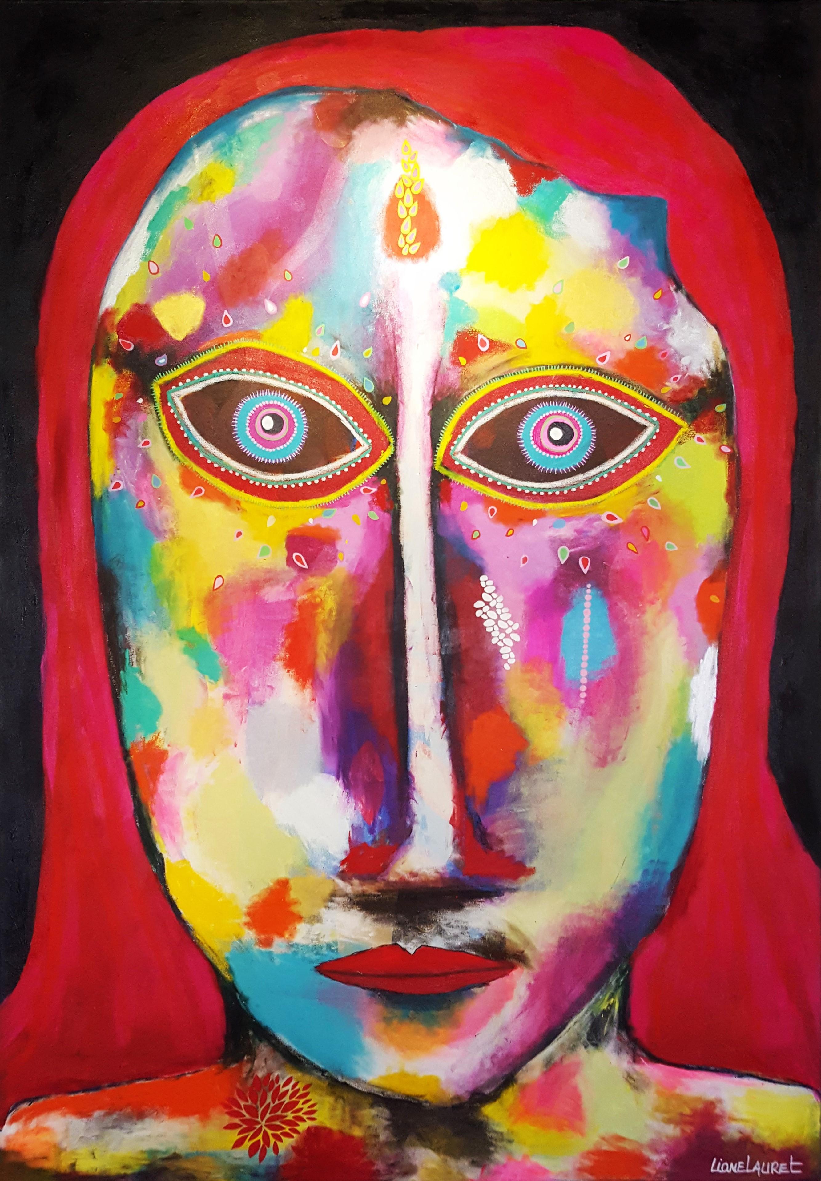 Mary Blue, acrylic on canvas , 200 cm 140 cm, 2016.jpg