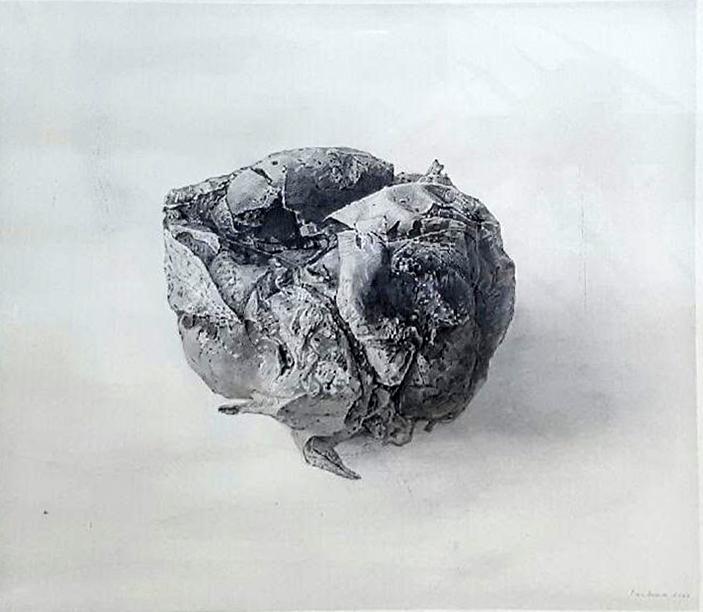 이배, 마른감 뎃생, 종이 위에 연필 뎃생, 34.5 x 39.5cm, 2000.jpg